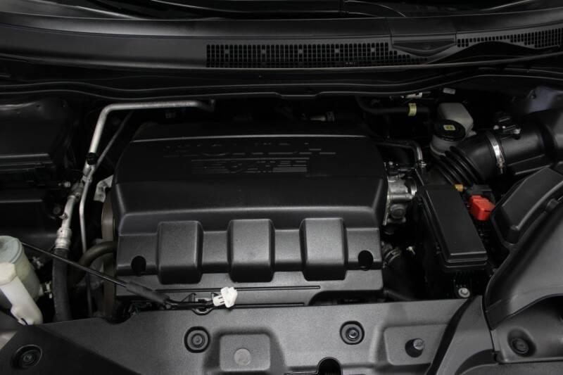 Honda Odyssey 2017 price $29,850