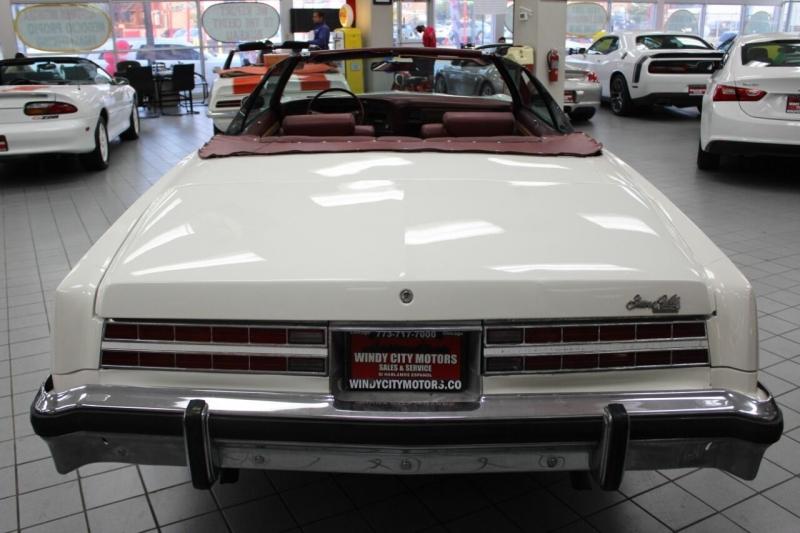 Pontiac Grand Ville 1974 price $17,995