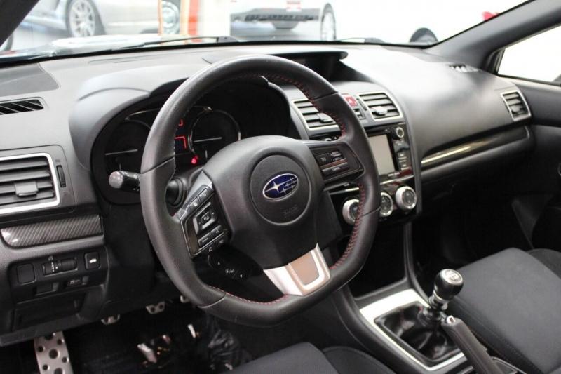Subaru WRX 2016 price $22,850