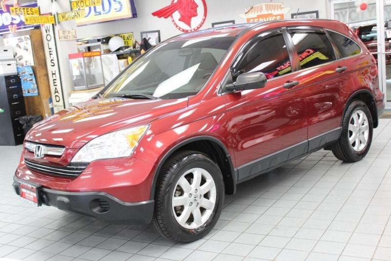 Honda CR-V 2008 price $10,950