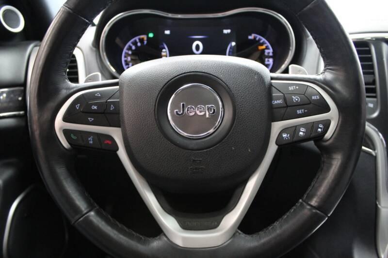 Jeep Grand Cherokee 2016 price $29,995