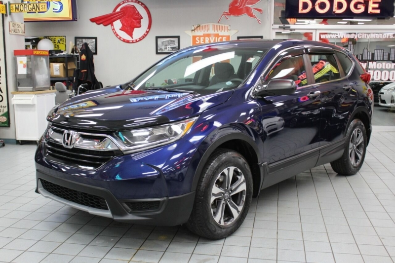 Honda CR-V 2017 price $19,995