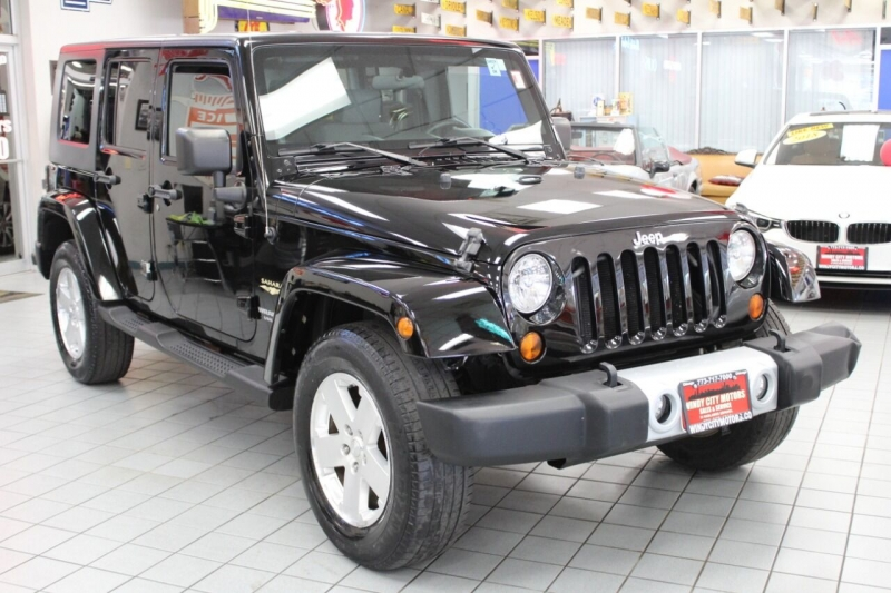 Jeep Wrangler Unlimited 2008 price $19,995