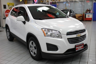 Used Chevrolet Trax Chicago Il