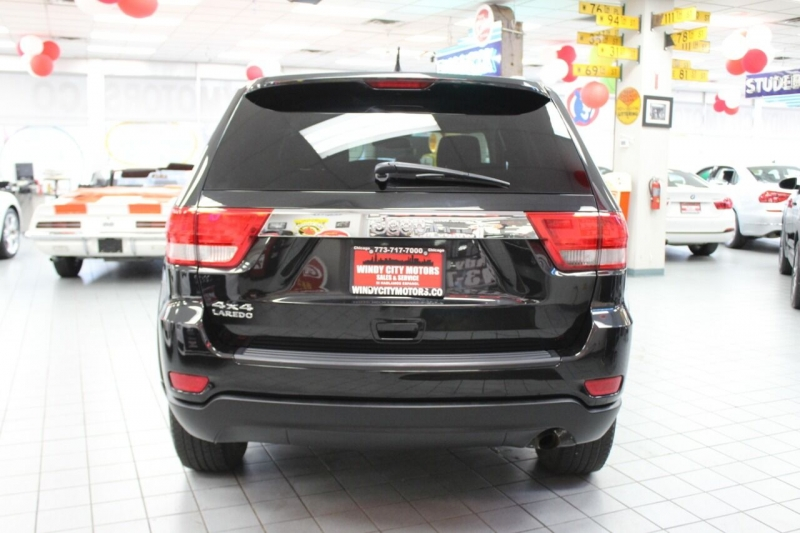 Jeep Grand Cherokee 2012 price $17,995