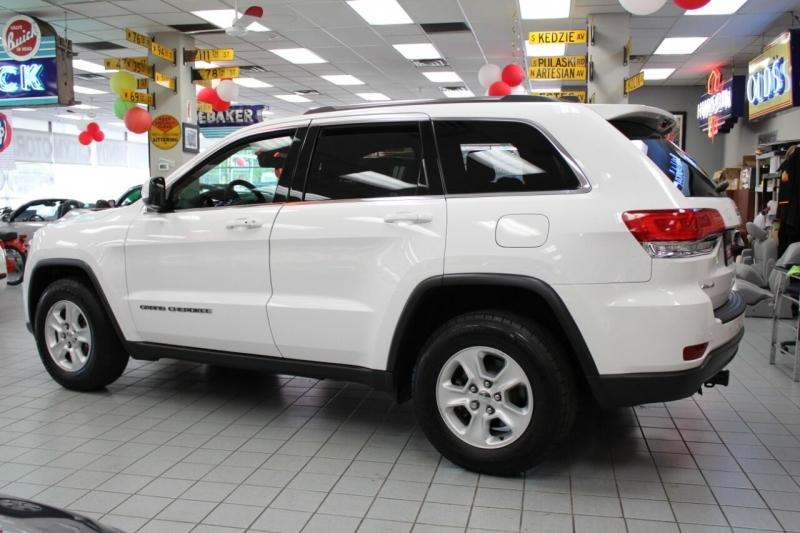 Jeep Grand Cherokee 2017 price $25,850