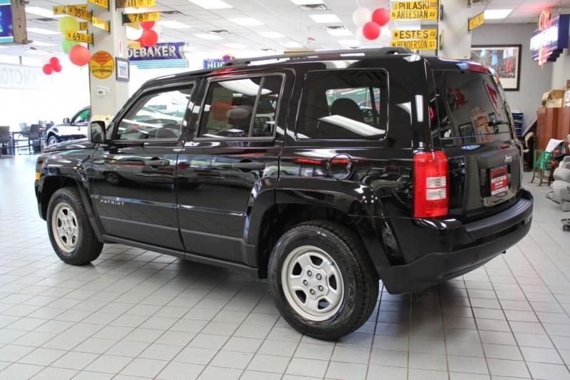 Jeep Patriot 2017 price $15,850