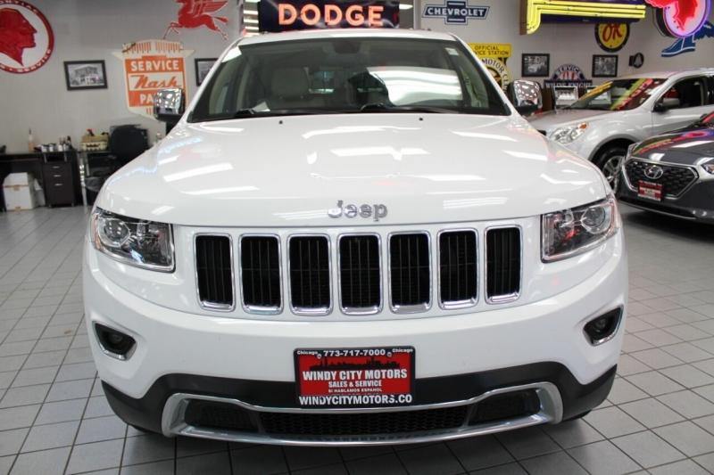 Jeep Grand Cherokee 2014 price $16,850