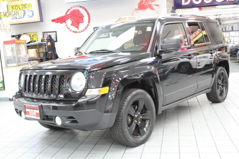 Jeep Patriot 2015 price $12,995