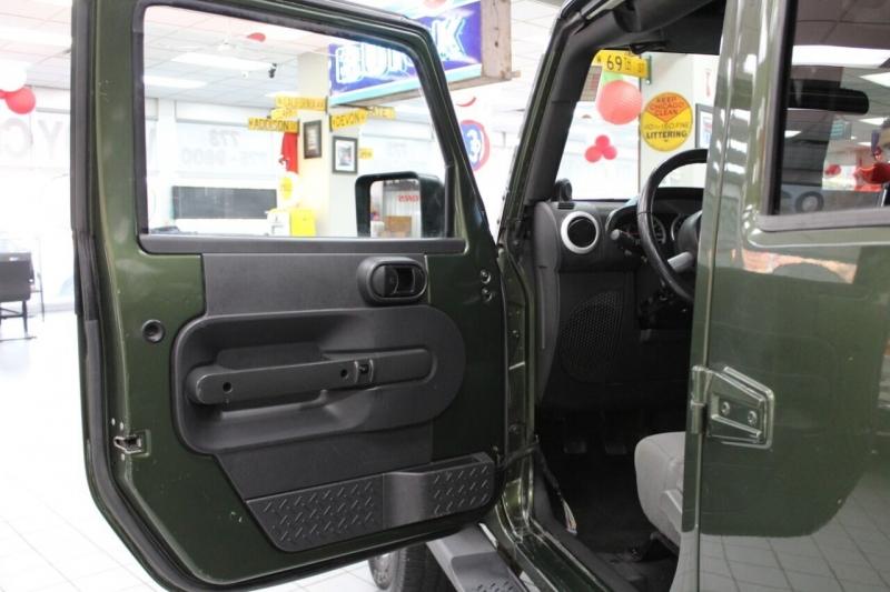 Jeep Wrangler Unlimited 2008 price $15,995