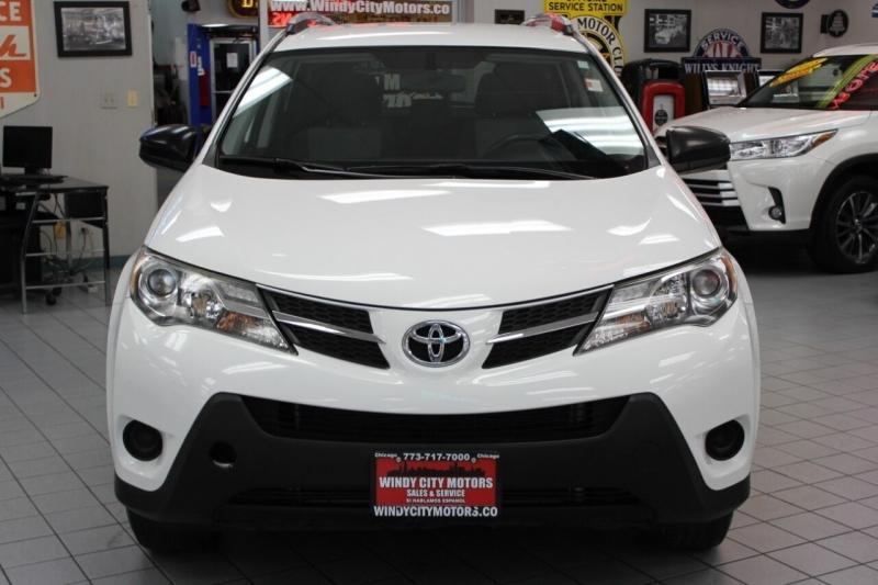 Toyota RAV4 2014 price $15,995