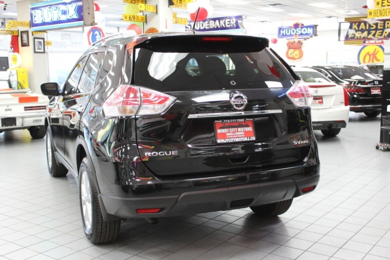 Nissan Rogue 2016 price $17,850