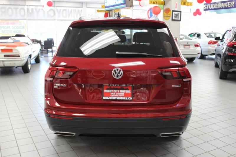 Volkswagen Tiguan 2019 price $25,850