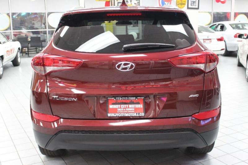 Hyundai Tucson 2018 price $19,995