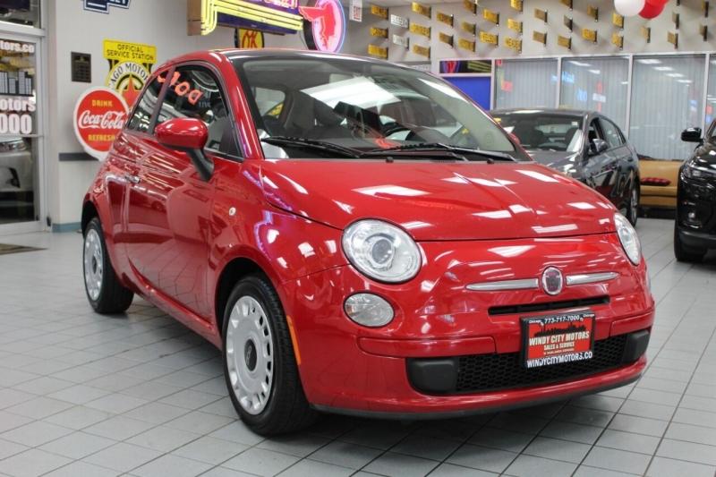 FIAT 500 2012 price $7,850