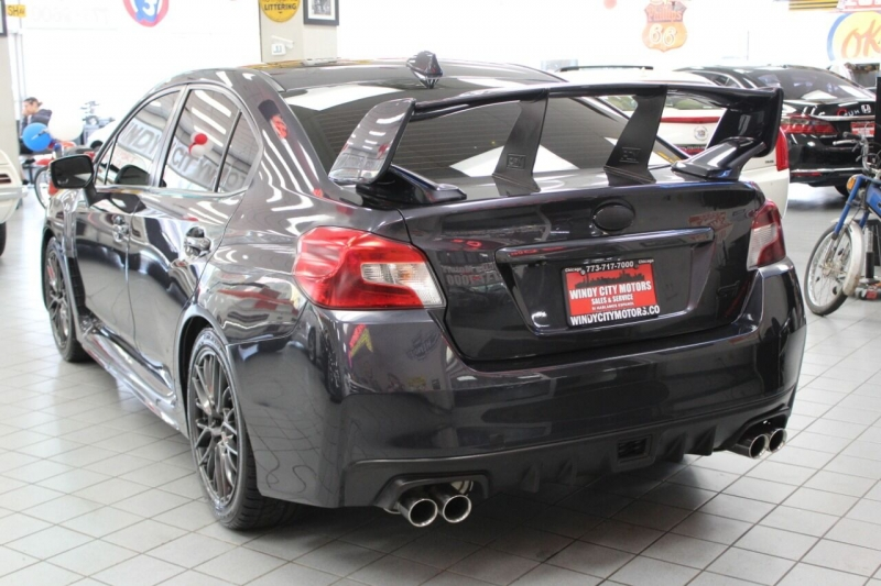 Subaru WRX 2015 price $28,850