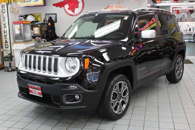 Jeep Renegade 2015 price $16,850