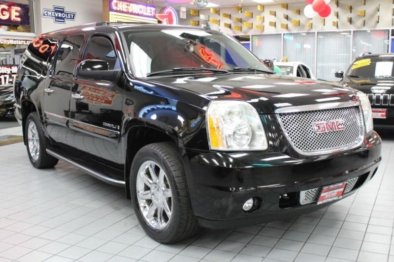 GMC Yukon XL 2007 price $10,850