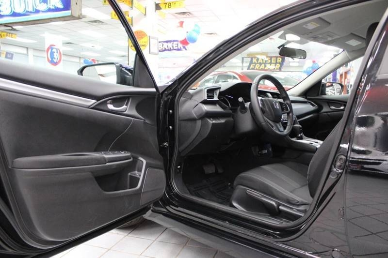 Honda Civic 2016 price $15,850