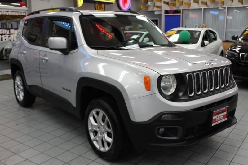 Jeep Renegade 2016 price $18,995