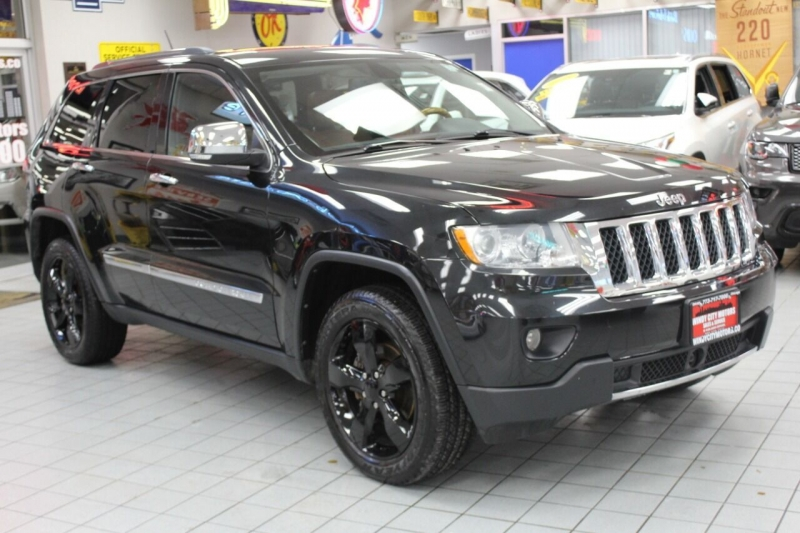 Jeep Grand Cherokee 2012 price $16,995