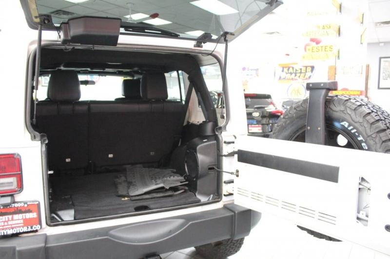 Jeep Wrangler Unlimited 2012 price $23,850