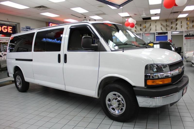 Chevrolet Express Passenger 2013 price $14,995