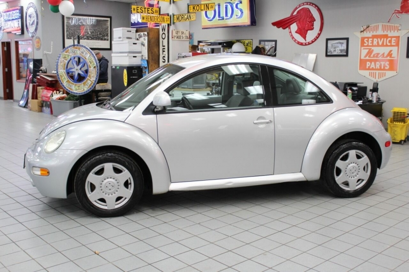 Volkswagen New Beetle 1998 price $4,850