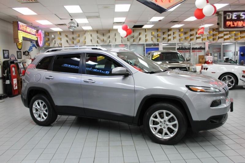 Jeep Cherokee 2015 price $14,850