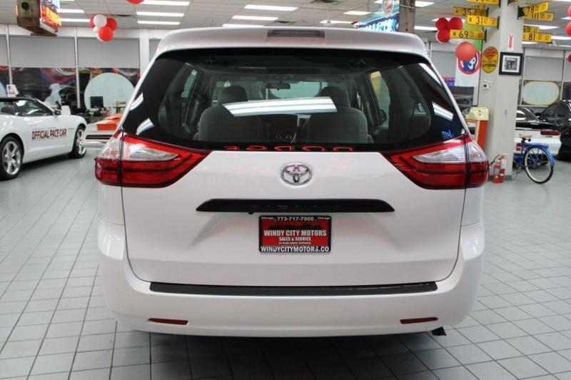Toyota Sienna 2015 price $15,995