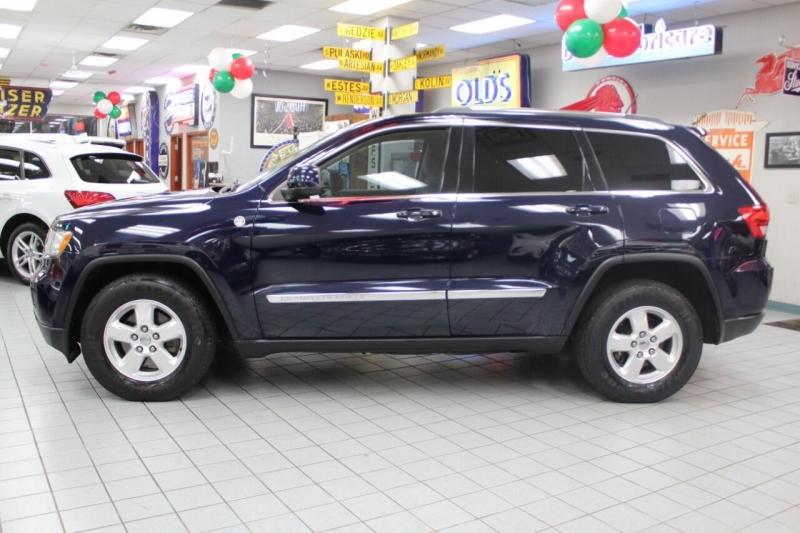 Jeep Grand Cherokee 2012 price $12,850