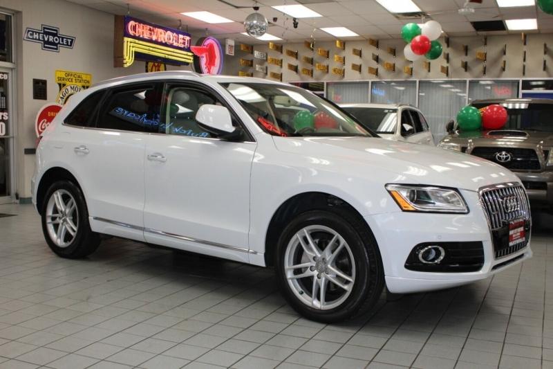 Audi Q5 2015 price $19,850