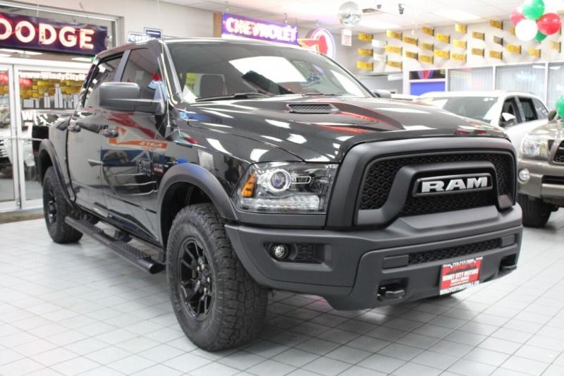 RAM Ram Pickup 1500 2017 price $36,850