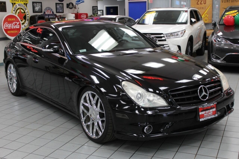 Mercedes-Benz CLS 2007 price $12,850