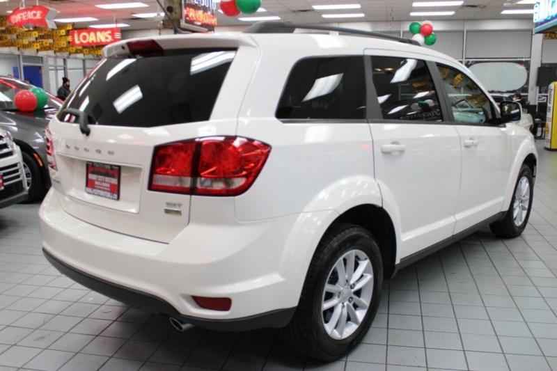 Dodge Journey 2016 price $13,950