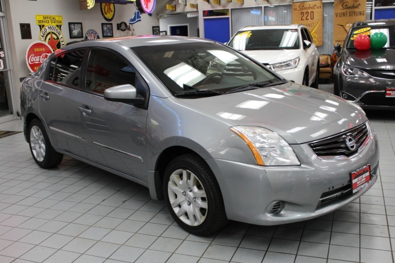 Nissan Sentra 2012 price $8,995