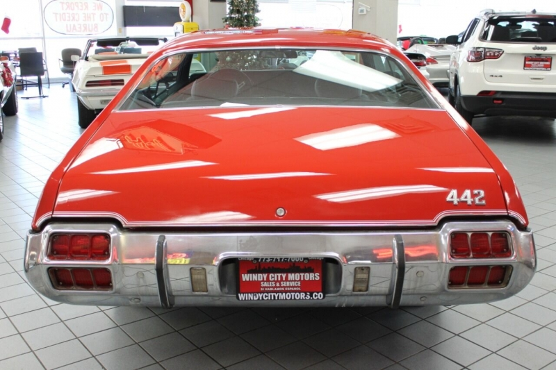 Oldsmobile 442 1972 price $22,995