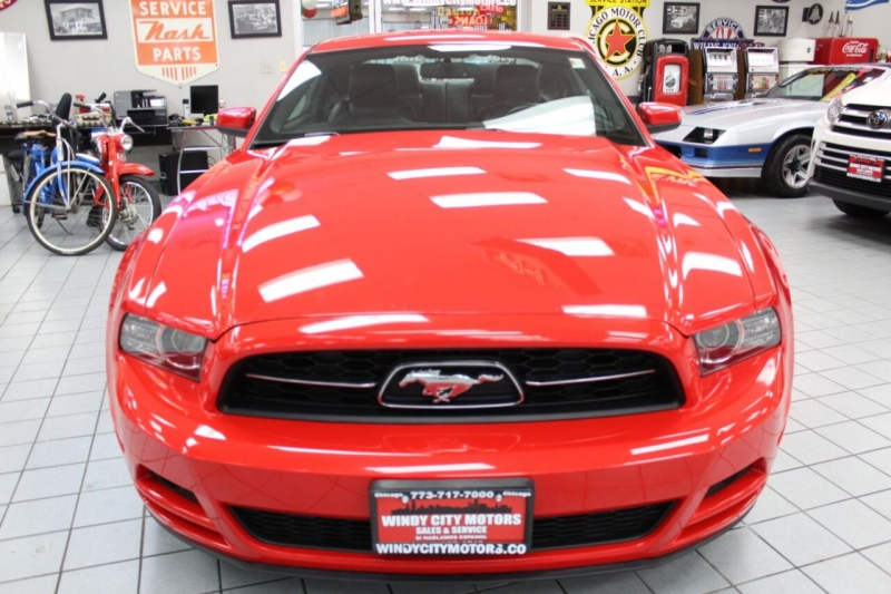 Ford Mustang 2014 price $13,850