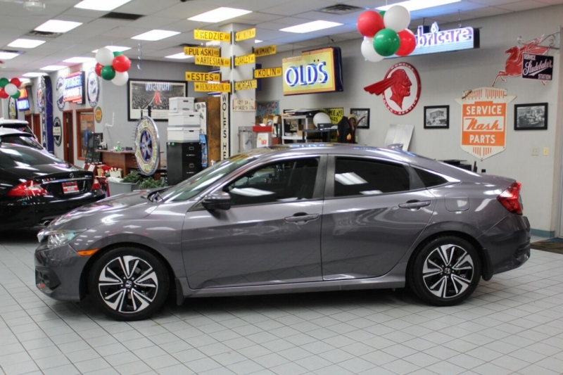 Honda Civic 2016 price $15,995