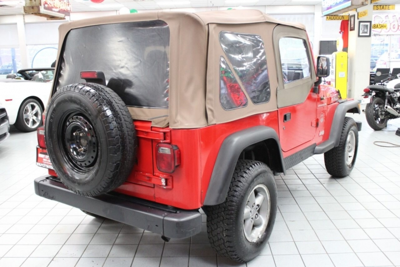 Jeep Wrangler 1997 price $7,995