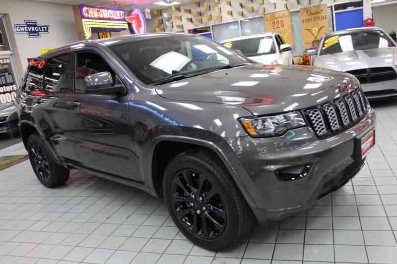 Jeep Grand Cherokee 2018 price $31,995