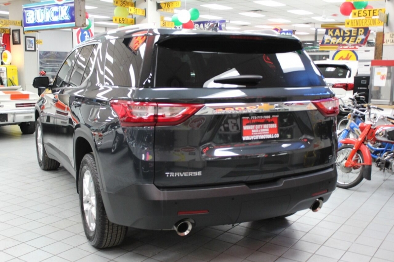 Chevrolet Traverse 2018 price $25,995