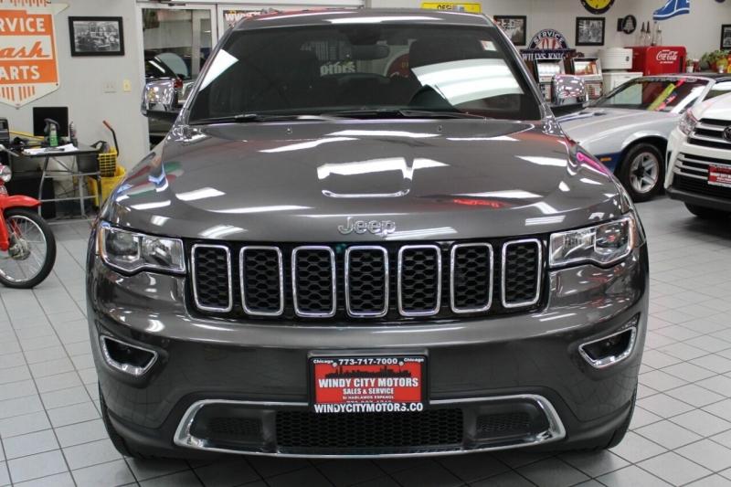 Jeep Grand Cherokee 2018 price $30,995