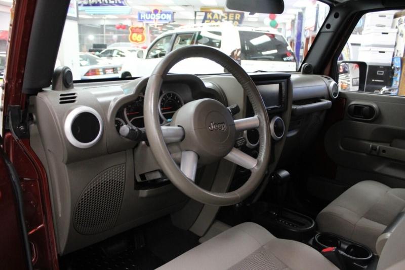 Jeep Wrangler Unlimited 2008 price $18,950