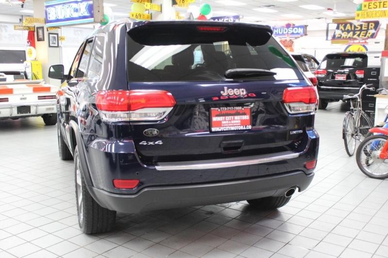 Jeep Grand Cherokee 2016 price $24,850