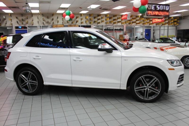 Audi SQ5 2018 price $42,850