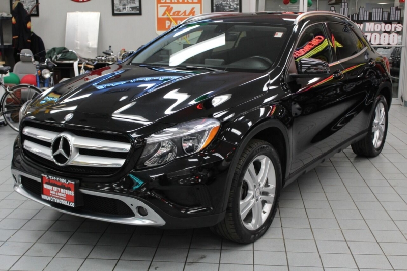Mercedes-Benz GLA 2015 price $18,850