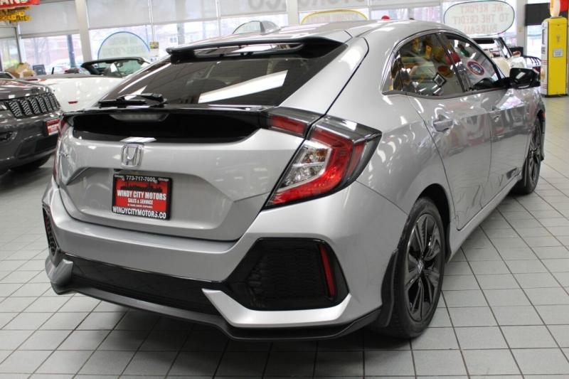 Honda Civic 2018 price $18,850