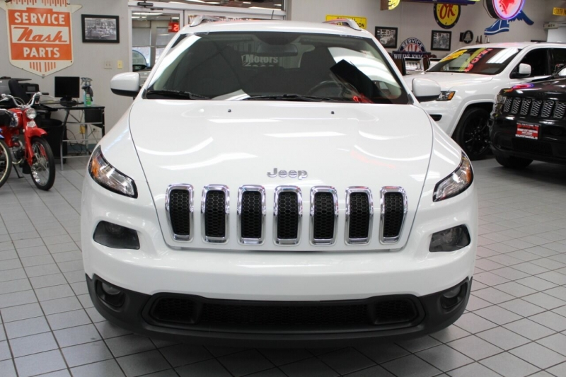 Jeep Cherokee 2015 price $13,850
