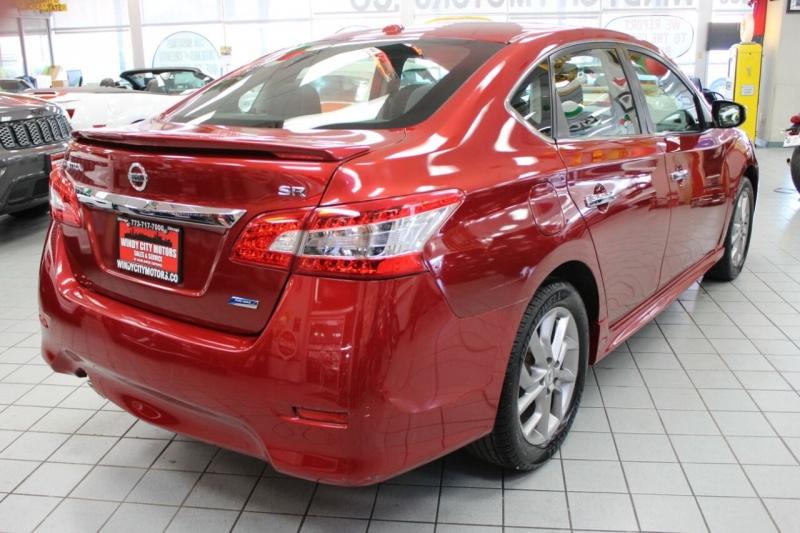 Nissan Sentra 2014 price $9,850